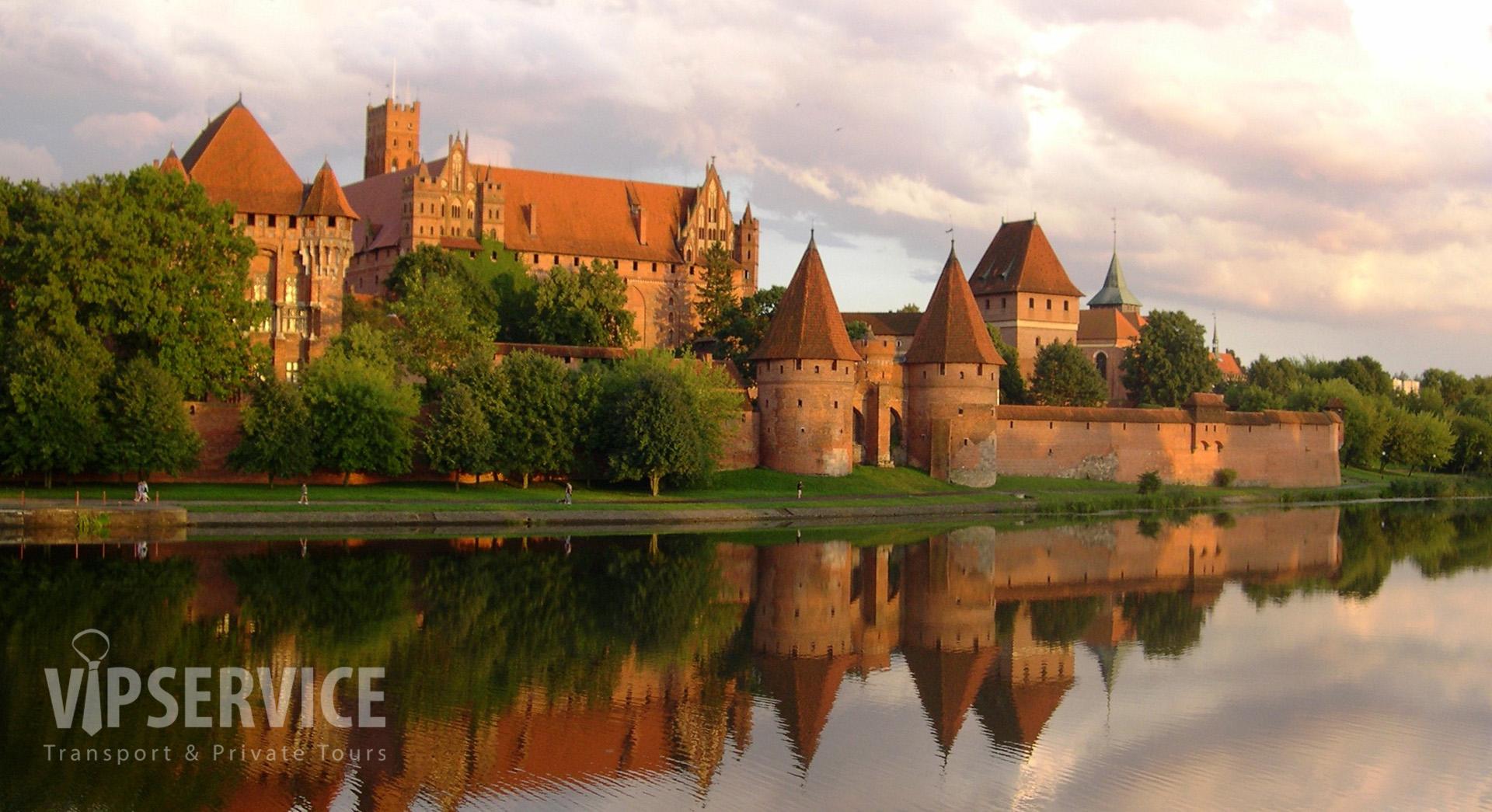 Malbork Castle / Zamek w Malborku