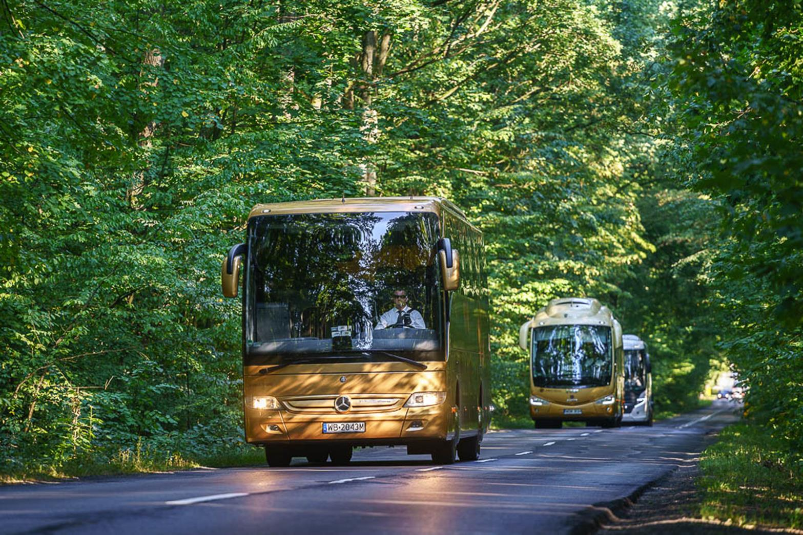 Mercedes Coach / autokar Mercedes